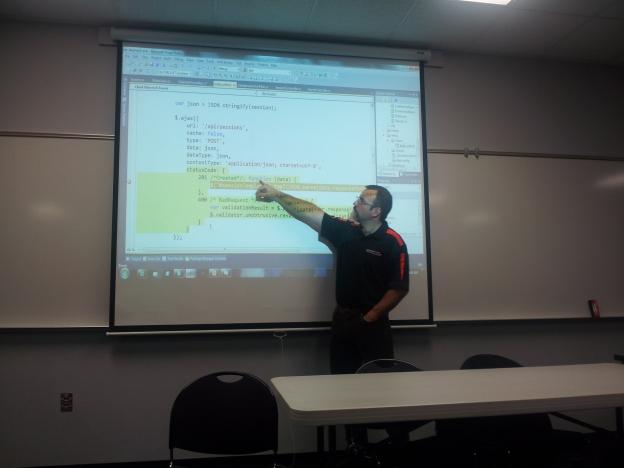 Matt Milner Web API presentation